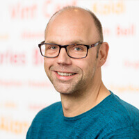Barry Huis in 't Veld - Operations Manager bij iunxi